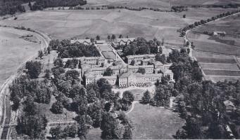Alte Kaserne (Luftbild)