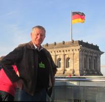 Unser Reiseleiter Herbert Stadler