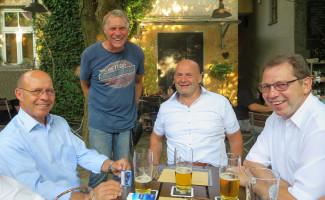 Die Fraktion beim Otto - Ottos Currywurst ist deutschlandweit bekannt! -