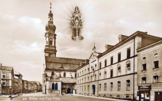 Die Grabkirche und die Gnad