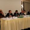 : AGS-Bundesvorsitzende Christian Flisek auf einer Podiumsdiskussion der Friedrich-Ebert-Stiftung