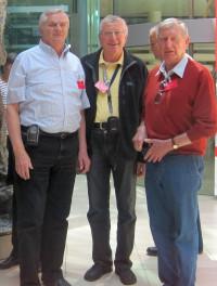 Drei Genossen