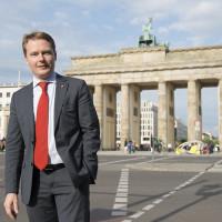 Erstes schnuppern der Berliner Luft