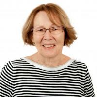 Kassiererin Edith Auerhammer-Bergs
