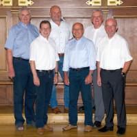 Die SPD-Stadtratsfraktion im Alten Rathaussaal