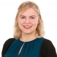 Beisitzerin und Juso-Vertreterin Iris Hofmann