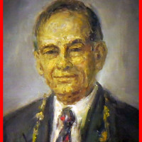 Oberbürgermeister Berthold Heckscher