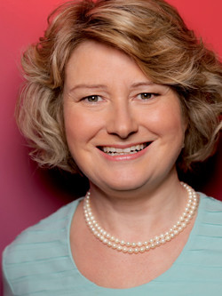 Unsere Bundestagskandidatin Rita Hagl-Kehl