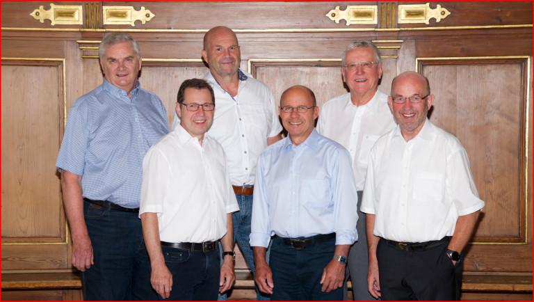 Die SPD-Stadtratsfraktion im Alten Rathaus (Bild 3)